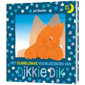Dikkie Dik - Het dubbeldikke voorleesboek van Dikkie Dik + dvd