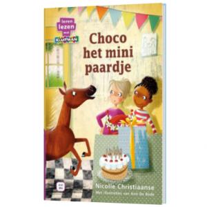 Leren lezen met Kluitman - Choco het minipaardje 1 Choco het mini paardje