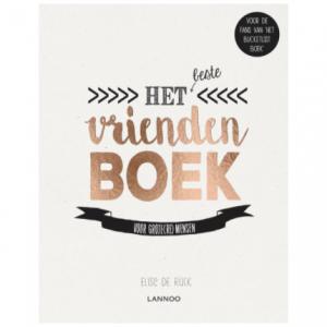 Het beste vriendenboek